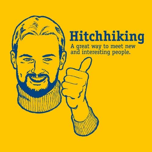 HITCHHIKING Quotes Like Success