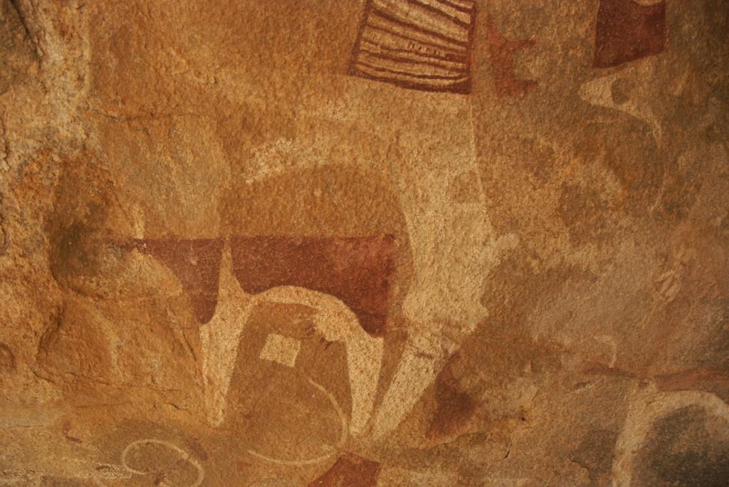 lass gaal, somaliland rock art, cows having sex cave art