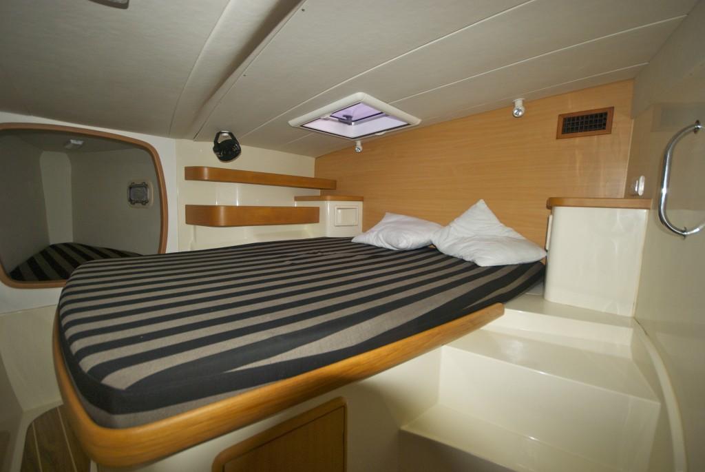 main cabin moorings catamaran sailboat grenada