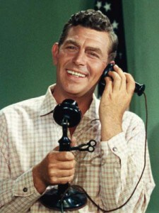 young andy griffith phone