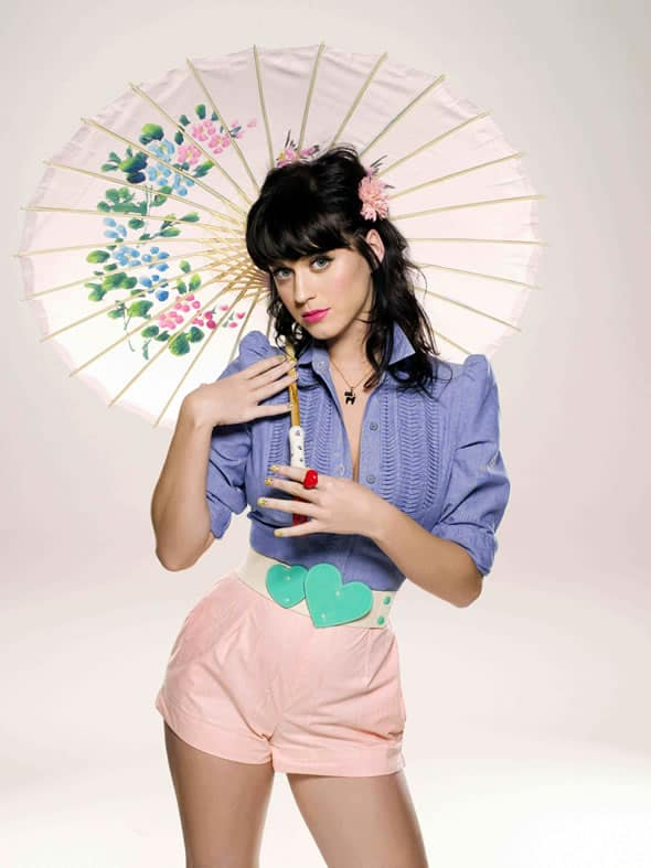excuse for gratuitous Katy Perry photo