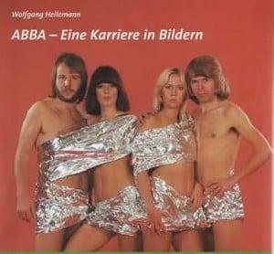 abba wrapped aluminum foil