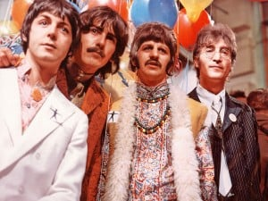 beatles funky costumes