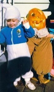 cailin oneil smurf costume