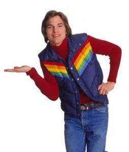 ashton kutcher from that 70s show