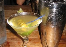 Mexican Martinis at Trudy's austin texas