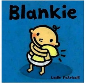 blankie cartoon, child with blanket