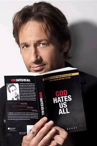 hank moody god hates us all book