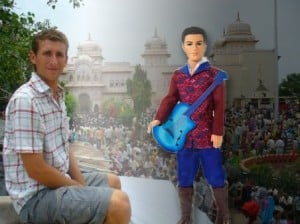 wandering earl as ken doll