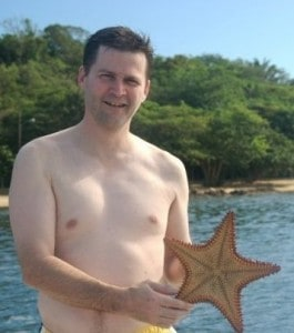 michael hodson starfish honduras overland travel
