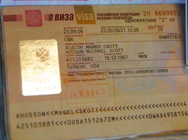 Transportation russian visa destinations talk