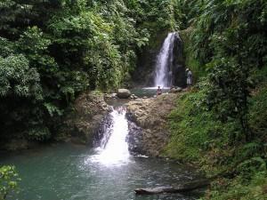 seven sisters falls grenada park waterfalls