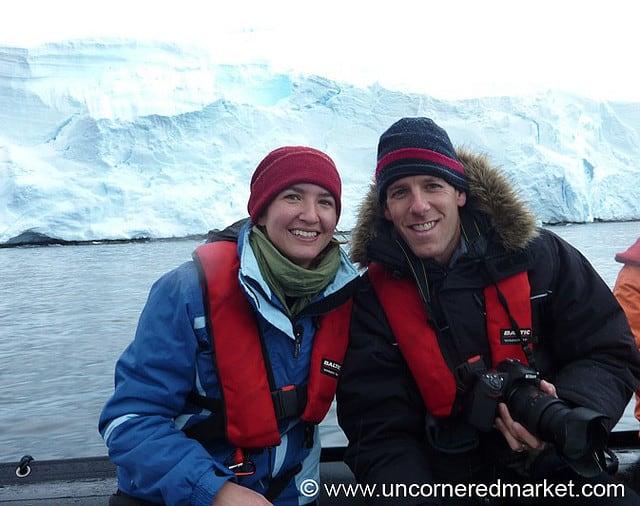 uncornered market in antarctica