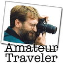 amateur traveler logo