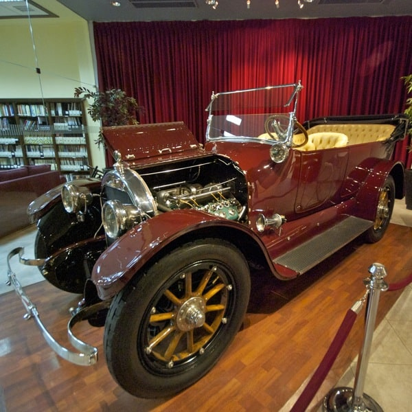 Royal Automotive Museum in Amman Jordan