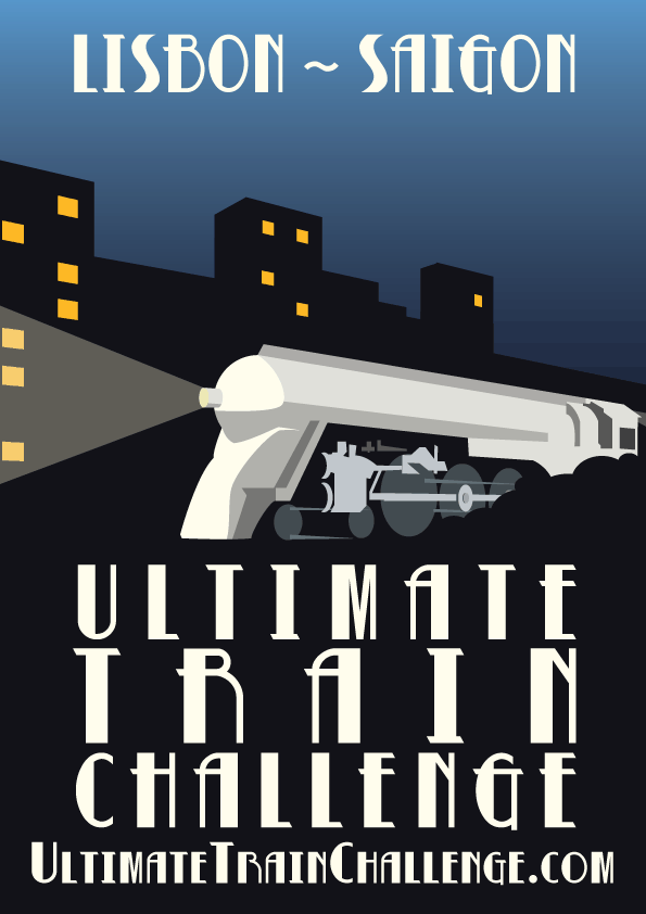 Ultimate Train Challenge logo