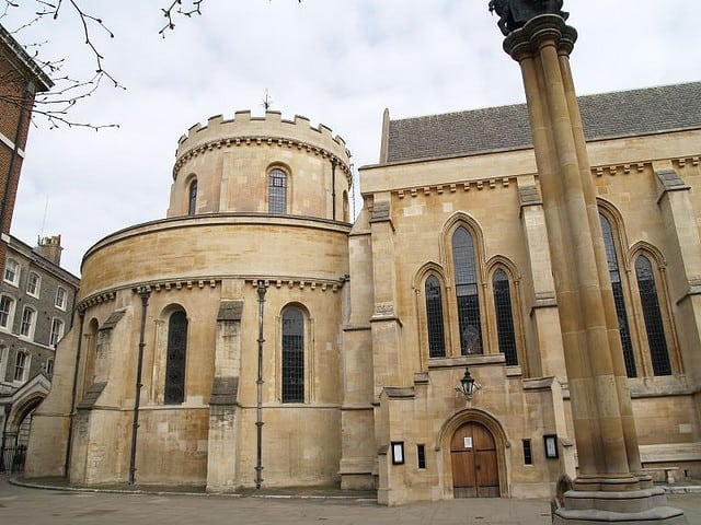 london's temple church