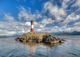 lighthouse beagle channel argentina