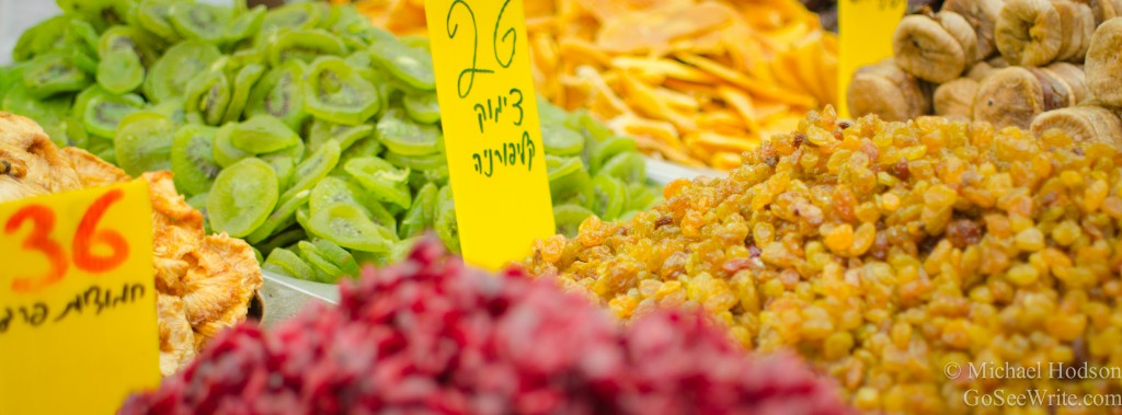 food market jerusalem