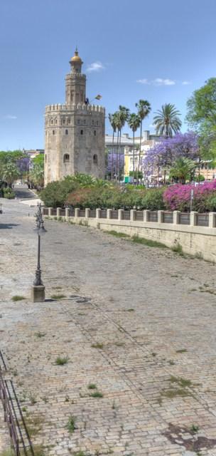 seville castle