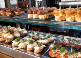 tapas in costa brava spain