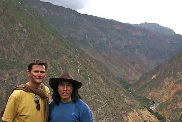 colca canyon msh
