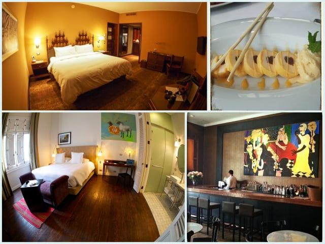 best luxury hotels in peru