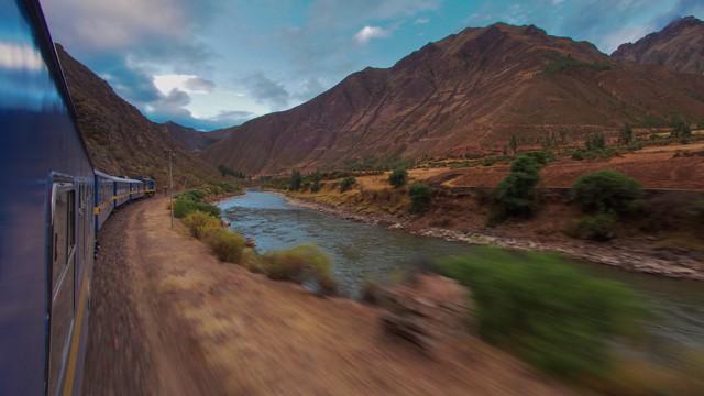best photos peru from orient express train to cusco