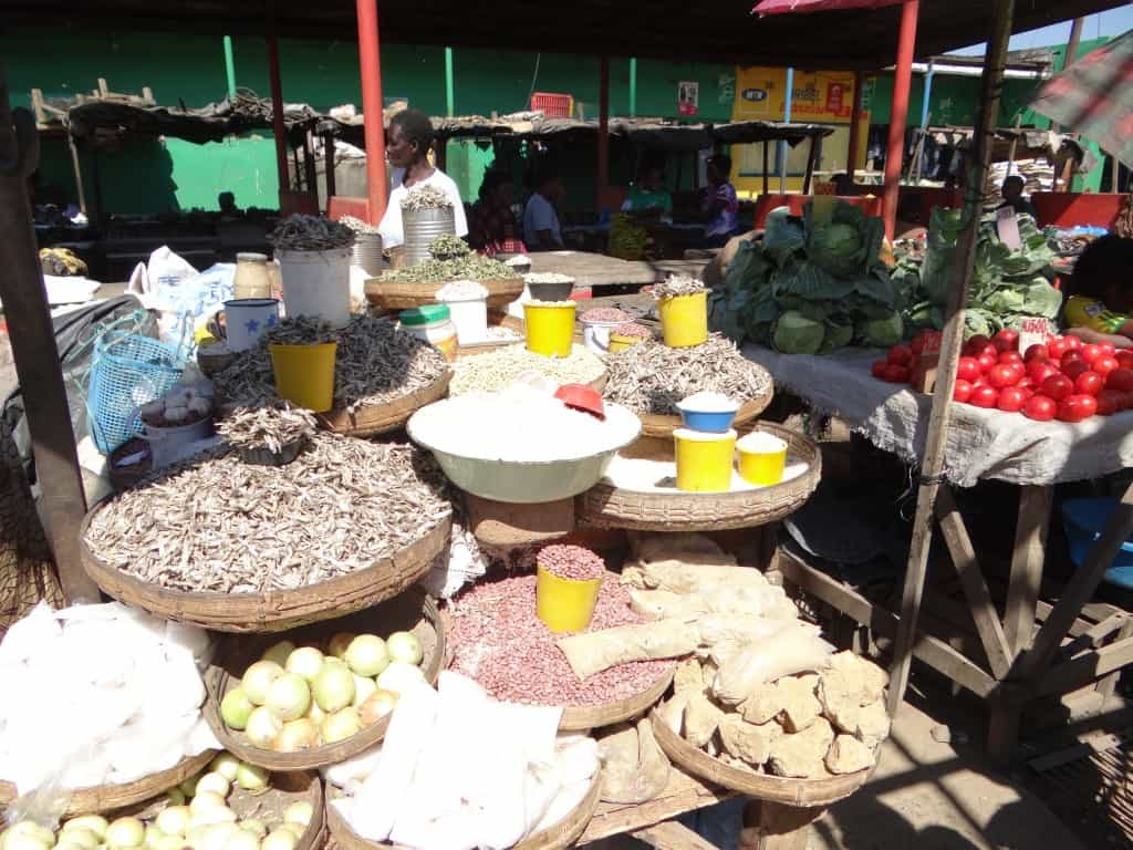 Livingstone Market