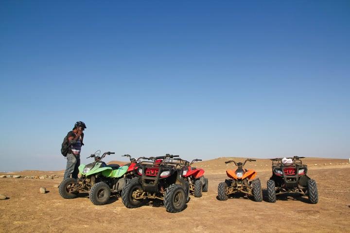 ATV Riding in Peru