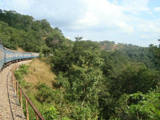 The Tazara Train