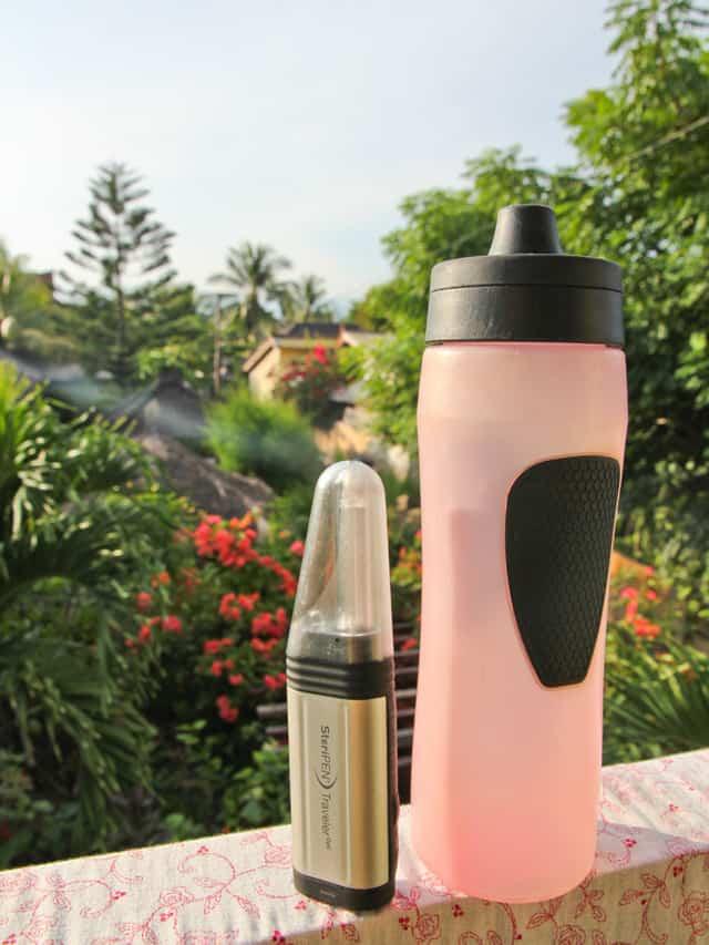 Steripen Water Purifier