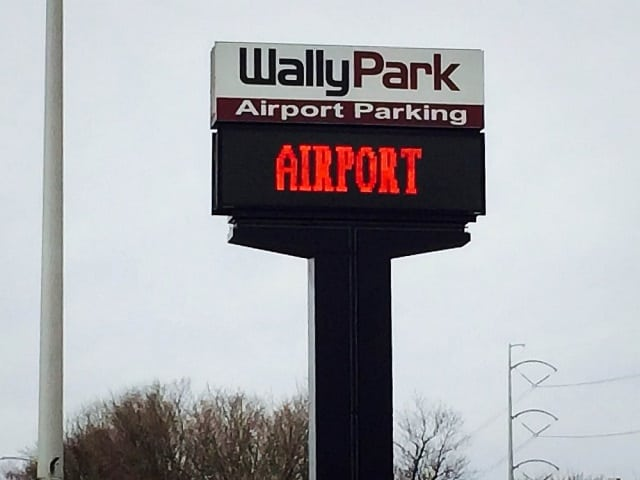 Airport parking is travel hack often overlooked