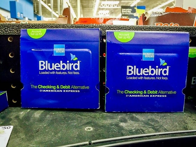 "Convert your ""cash-like"" product into actual cash using Bluebird from American Express"