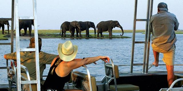 The Zambezi Queen