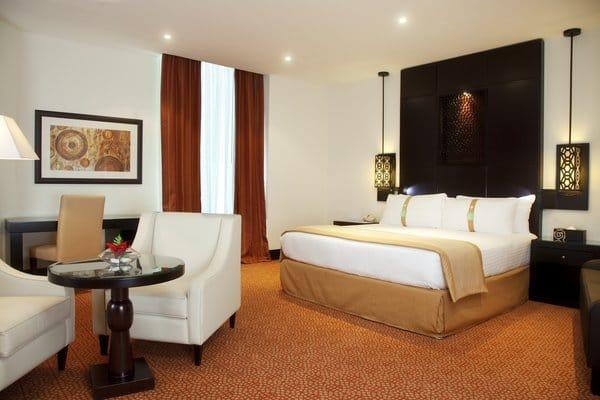 Holiday Inn Dubai Al Barsha.