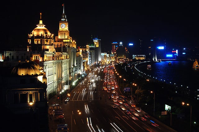 how to see the bund in shanghai