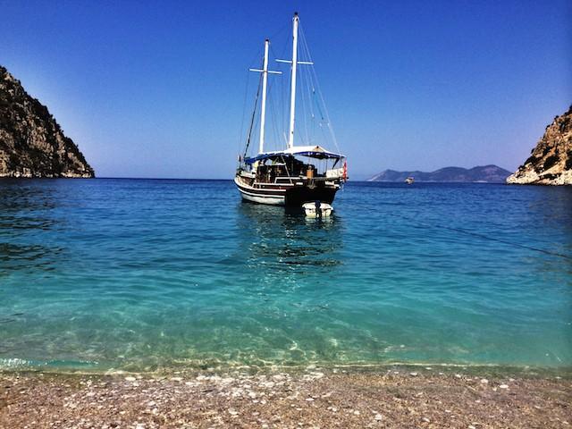 Turkish Mediterranean Cruise