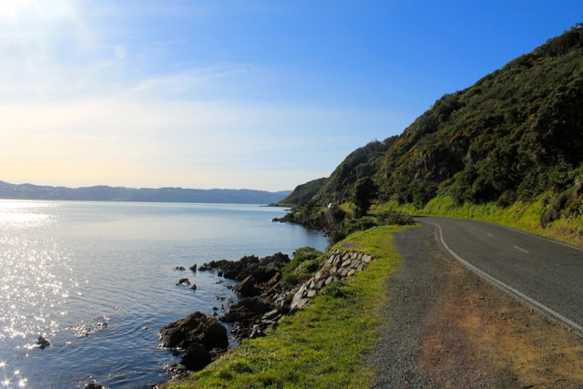 Kilbirnie to Scorching Bay