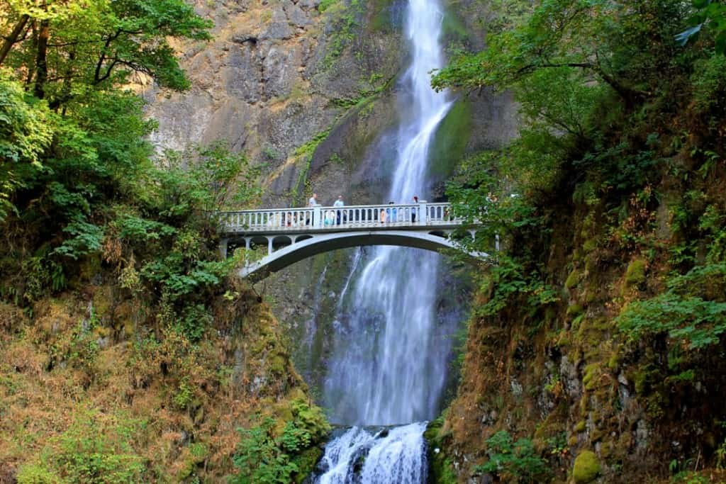 Multnomah Falls - Columbia River Gorge
