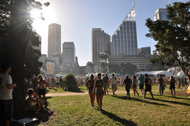 Field Day Festival - Sydney, Australia