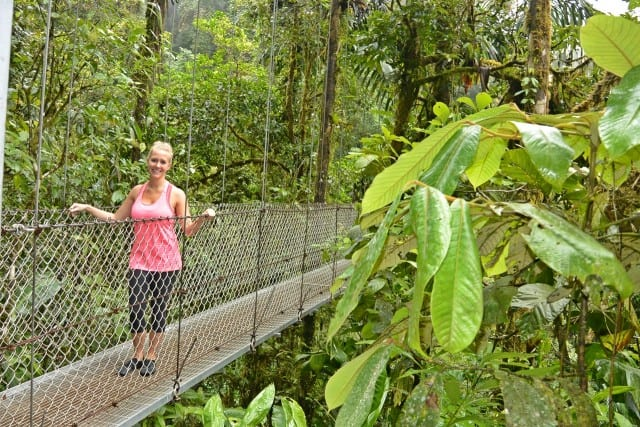 La Fortuna Natural History Hanging Bridge Hike (13)