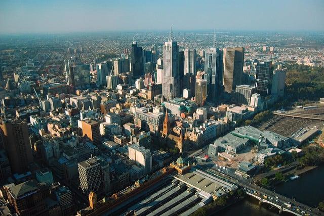 Eureka Skydeck - Melbourne, Australia