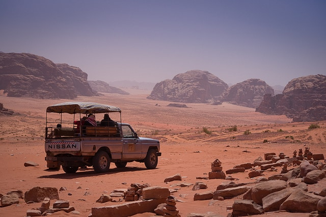 5 destinations to see now in the Middle East - Jordan