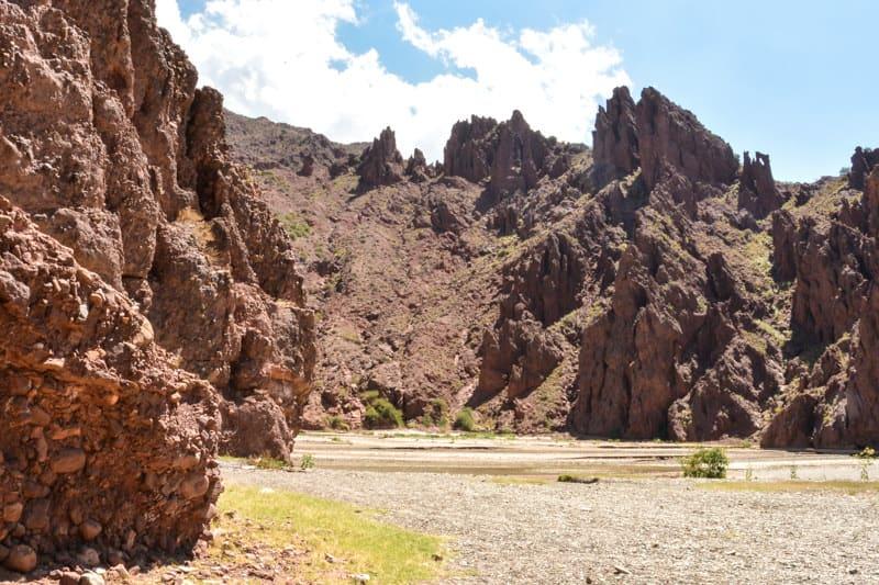 Tupiza Bolivia
