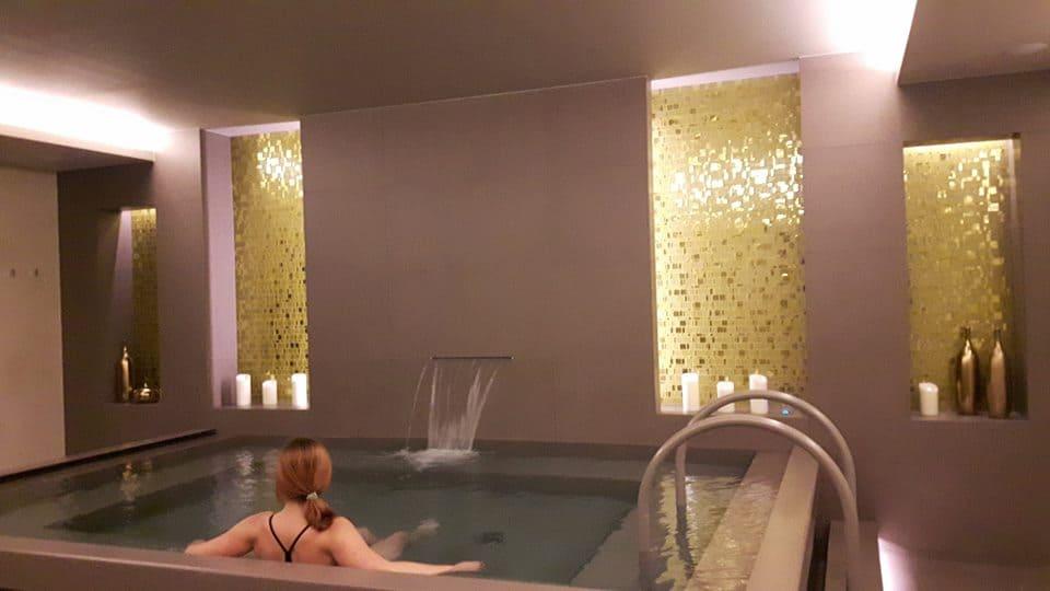 Spa at the BoHo Hotel Prague