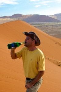 michael hodson champagne namibia