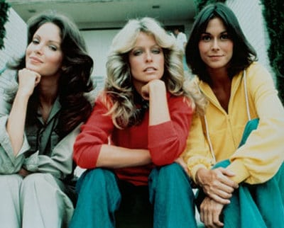 original charlie's angels photo