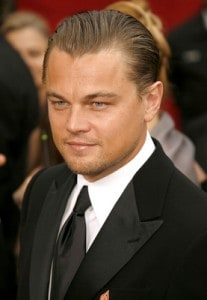 Leonardo DiCaprio tuxedo award show