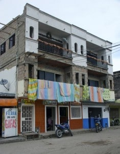 really bad hotel in manague colombia